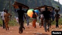 Warga Bangui dicekam ketakutan karena meningkatnya kekerasan terhadap warga sipil oleh para pemberontak (foto: dok).