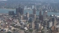 Experts: Bankruptcy May Give Detroit Chance to Start Fresh
