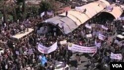 Protesti u Sani u Jemenu