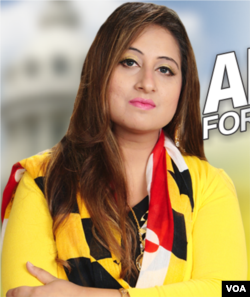 عائشہ خان، رکن ڈیموکریٹک سٹیٹ سینٹرل کمیٹی بالٹی مور
