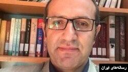 حسین احمدی نیاز وکیل دادگستری، و وکیل مدافع رامین حسین پناهی