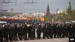 «Марш миллионов» 6 мая в Москве