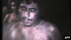 700 metre derinlikte mahsur kalan madencilerden biri