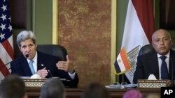 Menteri Luar Negeri Mesir Sarmeh Shoukry (Foto: dok).