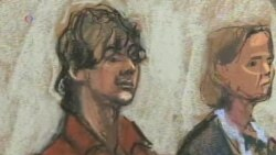Boston Bombing Suspect Pleads Not Guilty