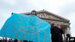 Мітинг на підтримку Паризької кліматичної угоди (Париж, 2017)