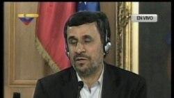 2012-01-10 粵語新聞: 伊朗總統在委內瑞拉會晤查韋斯