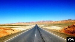 Bamayan road