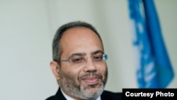 Executive Secretary, Dr. Carlos Lopes, of the Economic Commission for Africa.