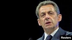 Mantan Presiden Perancis Nicolas Sarkozy dicurigai mendapat sumbangan kampanye ilegal dari perempuan terkaya di Eropa. (Foto: Dok)