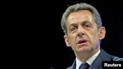 Presidente Nicolas Sarkozy procura ser reeleito para o seu segundo e último mandato