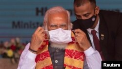 Thủ tướng Narendra Modi.