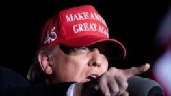 ကန္ေရြးေကာက္ပဲြတရက္အလို မစ္ခ်ီဂန္ျပည္နယ္ သမၼတ Trump မဲဆြယ္မည္