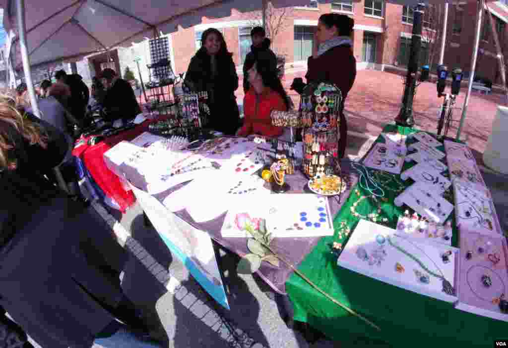 4th Annual Nowruz Festival John Carlyle Square Park