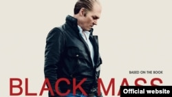 Official Poster of Johnny Depp in Black Mass