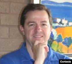 Javier Sierra, portavoz de Sierra Club