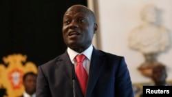 Presidente da Guiné-Bissau Jose Mario Vaz (imagem de arquivo)