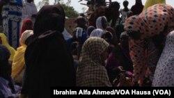 Izbeglice posle napada grupe Boko Haram, 3. juna 2014.
