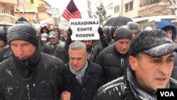 Kosovo, protests