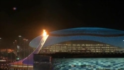 Sochi Olympics Begin With Spectacular Opening Ceremony