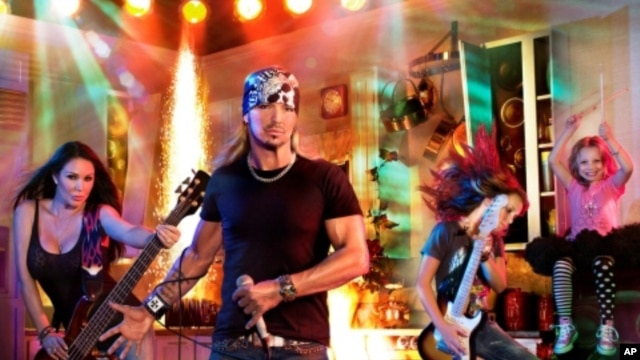 Rocker Brett Michaels stars in a new reality show called, 'Life as I Know It.'