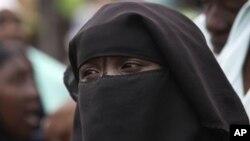 Amuslim woman in Kaduna
