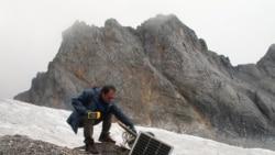 glaciologist Wang Shijin