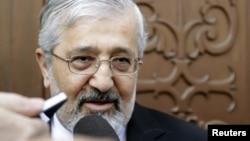 Iran's IAEA ambassador Ali Asghar Soltanieh (file photo)