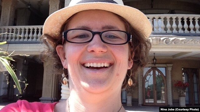 Нина Жобе, американский аналитик и блогер, исследующий терроризм, Россию и Кавказ