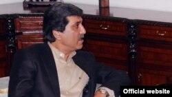 مخدوم احمد محمود