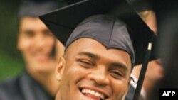Hiệp hội các trường cao đẳng Hoa Kỳ nói rằng chỉ có 1/4 sinh viên nạp đơn kiếm được việc làm