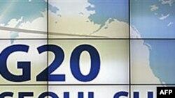 Hội nghị thượng đỉnh G20 được tổ chức vào ngày 11-12/11/2010 tại Seoul, Hàn Quốc