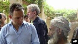 مارک سیدویل: چانس صلح و تلفات ملکی در افغانستان