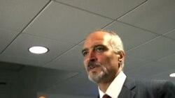 Embajador de Siria en la ONU arremete contra la administración Obama