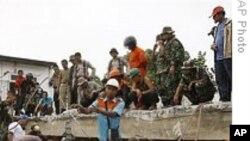 联合国:印尼地震死亡人数可能达1100人
