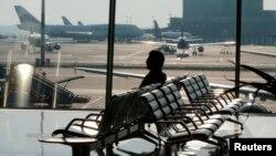 Sheremetyevo aeroporti, Moskva