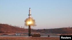 کره شمالی بیش از ده آزمایش موشکی در یکسال اخیر داشته است.