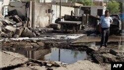 Shpërthimi me bombë lë 25 të vrarë në Bagdat