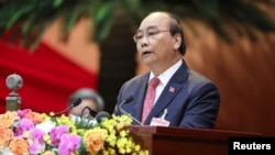 Chủ tịch Nguyễn Xuân Phúc.