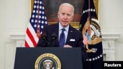 Joe Biden predstavlja nove plan vakcinacije Amerikanaca, Bijela kuća, 4. maj 2021.