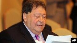 Ông Benjamin Ben-Eliezer được coi là một đầu mối liên lạc quan trọng giữa Israel và các quốc gia Ả Rập. (Ảnh tư liệu)