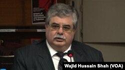 پاکستان میں روس کے سفیر الیکسی ڈیڈو
