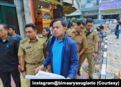Wali Kota Bogor Bima Arya. (Foto: Courtesy/Instagram@bimaaryasugiarto)