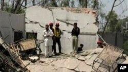 巴基斯坦西北部城市白沙瓦遭受炸彈襲擊