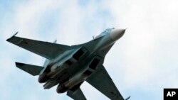 Firoka Sukhoi Su-30 ya Rûsî