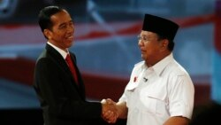 Indonesians Ready to Elect a President