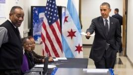 Zgjedhjet dhe Presidenti Obama