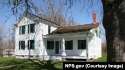 Rumah Elizabeth Cady Stanton (NPS) (Foto: dok).