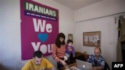 تلاش مدنی در اسراييل و ايران برای جلوگيری از وقوع جنگ