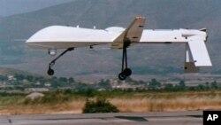 ຍົນບໍ່ມີຄົນຂັບ ຫລື drone ຂອງສະຫະລັດ